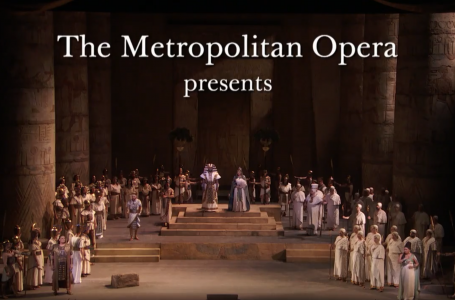The Metropolitan Opera – Aida